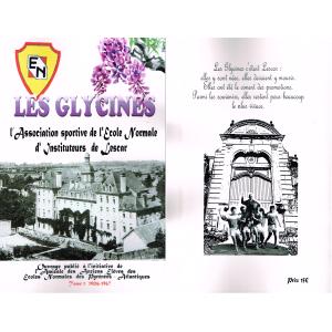 Livre glycines