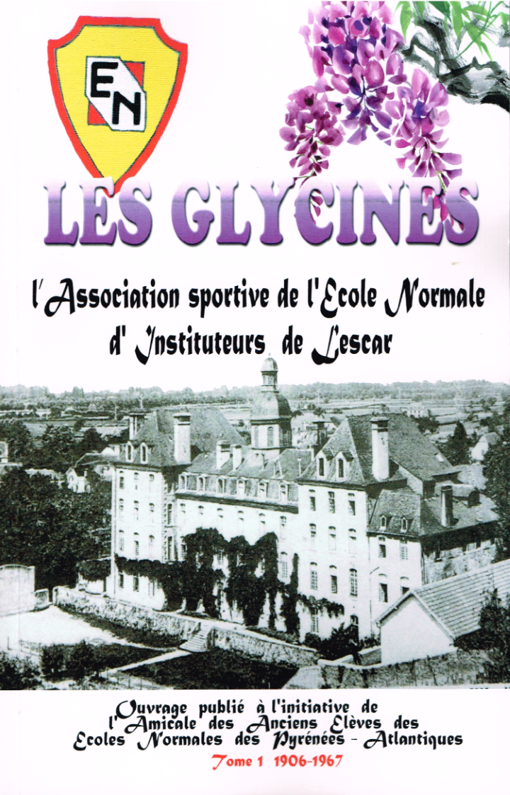 Les Glycines - Tome 1